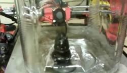 Aceton-Dampf-ABS-Oberfläche-3D-Druck-Nachbehandlung