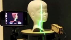 Moedls - Mobile 3D-Laser-Scanner für iOS und Android Geräte