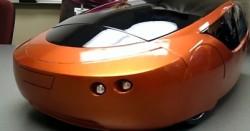Urbee-2-Auto aus dem 3D-Drucker