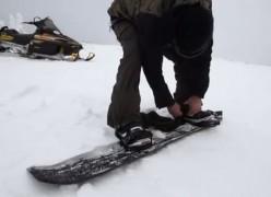 Snowboard-3D-Drucker