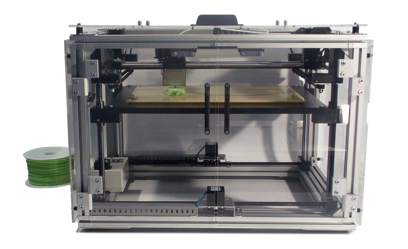3d factories profi3dmaker gro raum 3d drucker. Black Bedroom Furniture Sets. Home Design Ideas