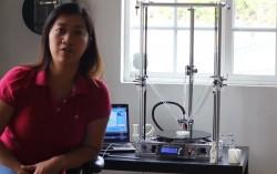 Blue Eagle Labs Kossel Clear Delta 3D Printer 3D Drucker