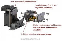 RUGGED-HPX Extruder