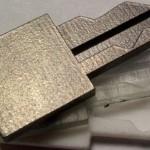 Schlage Primus Sicherheitsschlüssel mit 3D-Drucker kopiert