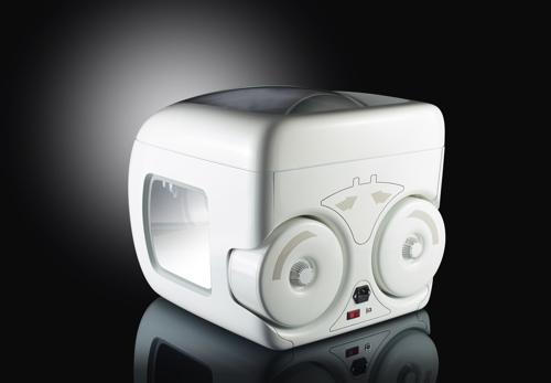 Pearl Colani 3D retro della stampante