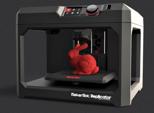 Nuovo MakerBot Replicator