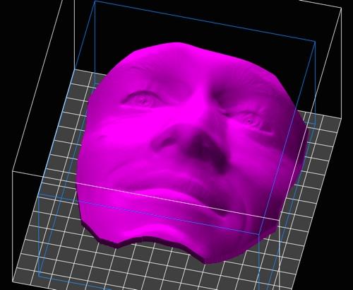Fuel3D Scann