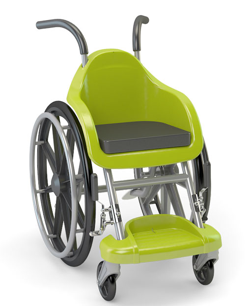 Rollstuhl Design