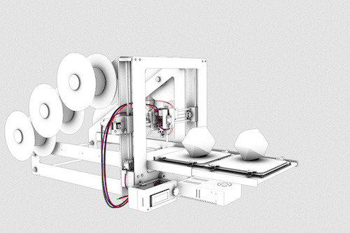 hello printer serie mit cnc fr se laser cutter und dual printing aus portugal. Black Bedroom Furniture Sets. Home Design Ideas