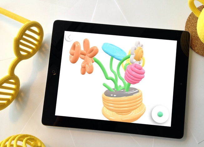 Draw In 3d Zeichnen In 3d Am Ipad