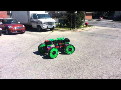 3D Printed Vehicle