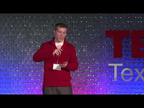 Innovation in 3D printing - nanomaterials & microwaves: Brandon Sweeney at TEDxTexasTechUniversity
