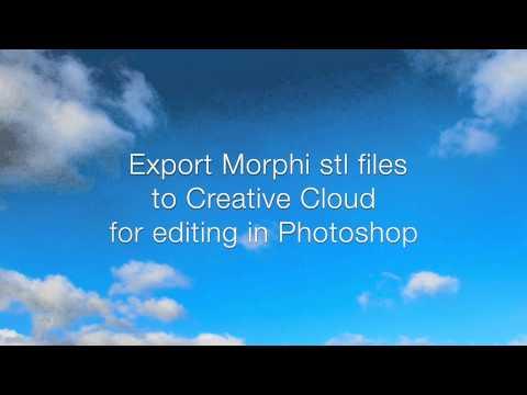 Meet Morphi v2.3 + Morphi Edu v1.1 with Adobe Creative Cloud!!