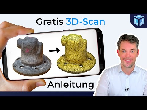 Gratis 3D-Scan Tutorial