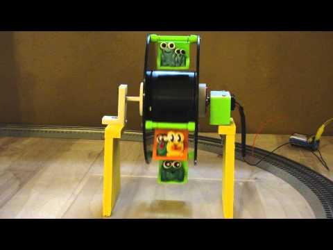 Makerbot Ferris Wheel