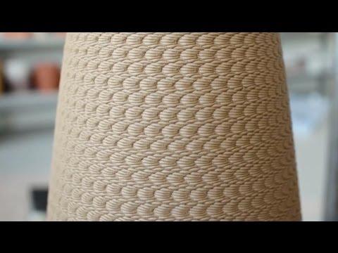 3D Printing Ceramics - Solid Vibrations