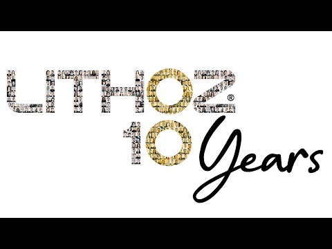 10 Years of Lithoz: Let's celebrate the future!