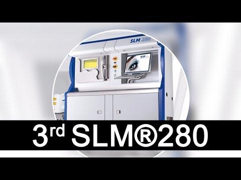 Rosswag gets 3rd SLM®280 system for metal additive manufacturing