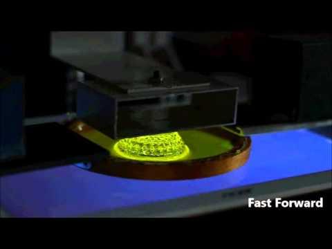 Smartphone 3D printer