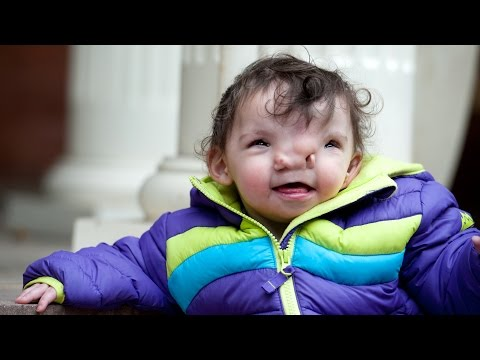 Violet's Incredible Journey - Part one - The journey begins | Boston Children's Hospital