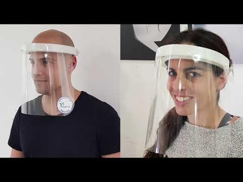 Massivit 3D Provides PPE Face Shields to Help Battle COVID-19 Coronavirus