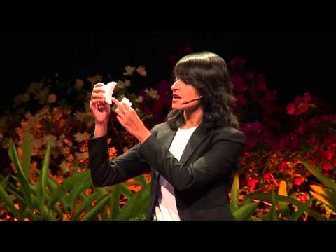 Helping the blind visualise while they read - Fittle: Tania Jain at TEDxGateway 2013