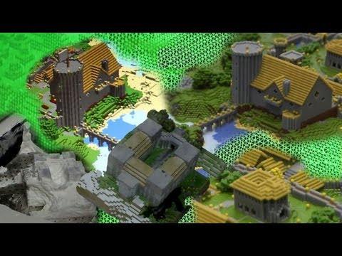 Minecraft - Interview with 3D Printer Model Maker Alexander Boden