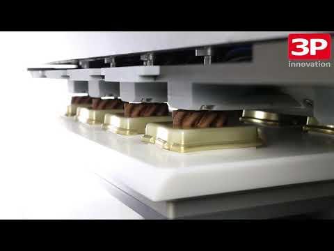 3P Innovation's Chocolate 3D printer