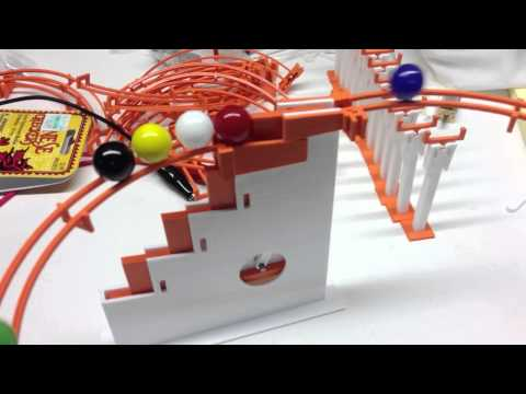 Marblevator using 14mm marbles.