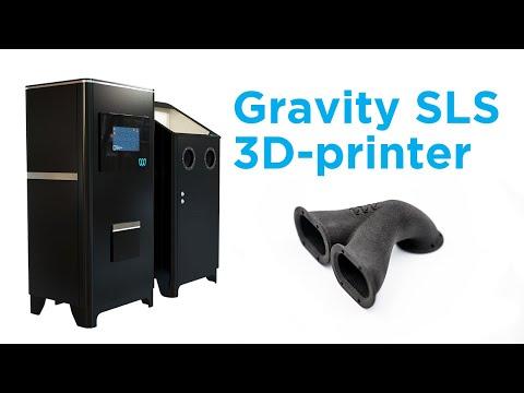 GRAVITY SLS 3D PRINTER 2021 WEMATTER