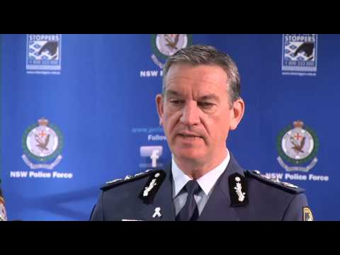 NSW Police Commissioner warns of dangers of 3D guns