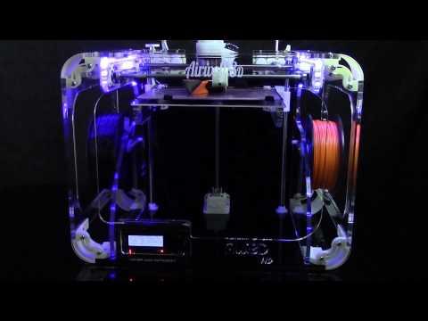 Airwolf 3D HD2x 3D Printer