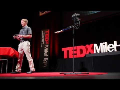 3D Printing in Animatronics: Easton LaChappelle at TEDxMileHigh