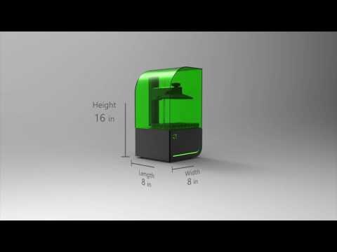 Bean 3D Printer Kudo3D Teaser
