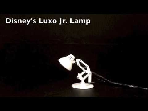 A Miniature 3D Printed On-Off Linear Pneumatic Actuator with Application to Legged Robots, Luxo Lamp