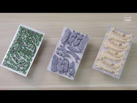 AccuFab D1 Dental 3D Printer - SHINING 3D Digital Dental Solutions