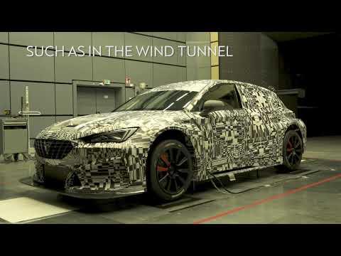 A 3D printed racecar Video