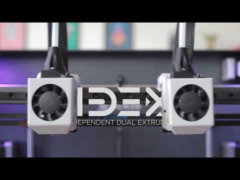BCN3D Technologies - IDEX Technology - Designed & Manufactured in Barcelona