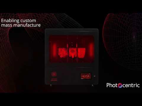 Liquid Crystal Magna - Enabling Custom Mass Manufacture