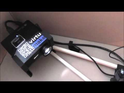 VirtuCube 3D-Scanner