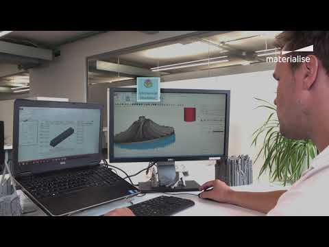 High-End Simulation for 3D Printing   Materialise Magics