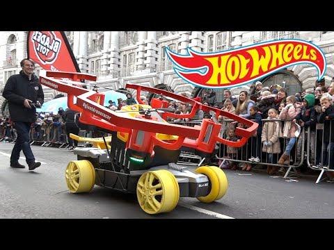 Hotwheels GIANT Drone Racerz Car #3, for Bladez Toyz | James Bruton