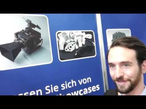 GBN Systems Videonews - Rapid-Tech und FabCon3D in Messe Erfurt 2016