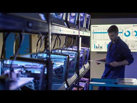 IDEX Technology for Low Volume Batch Production: Double Productivity