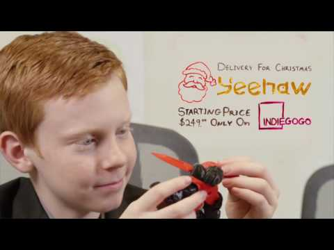 Yeehaw - The Best 3D Printer for Kids - Only on Indiegogo.com