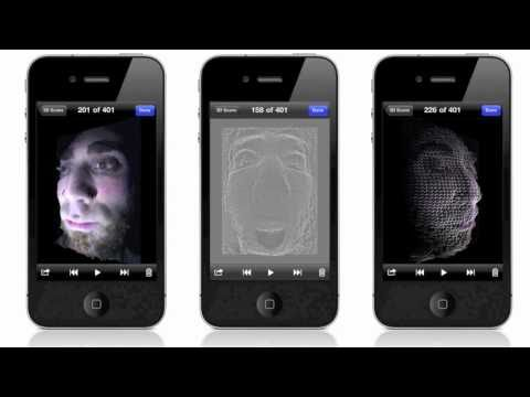 Trimensional: 3D Scanner for iPhone
