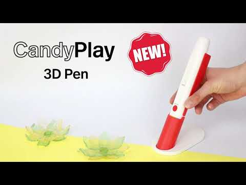 Polaroid Candy Play 3D Pen @menkindstores