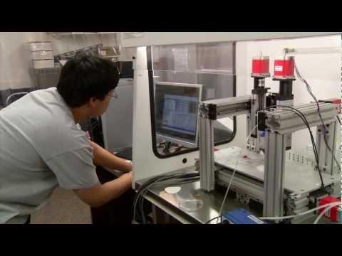 University of Iowa Biomanufacturing Laboratory: Printing Organs