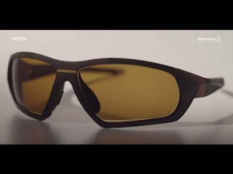 SEIKO Xchanger Eyewear Collection