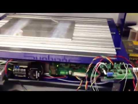 ShopBot as a 3D Printer: controlled by a RepRap RAMBo